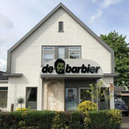 Gevelreclame_DeBarbier_Ede