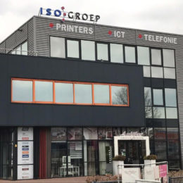 Gevelreclame_Isogroep_Veenendaal