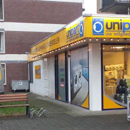 Gevelreclame_Unipart_Utrecht